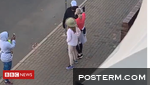 SA leader pictured breaking social distance rules