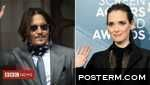 Depp 'never, never violent to me' - Winona Ryder