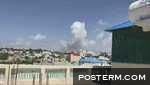 School hit in huge Somali explosion