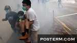HK police fire tear gas at security law protesters