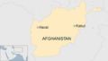 Afghan mosque blast 'kills many'