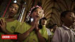 Pope and China in historic deal on bishops
