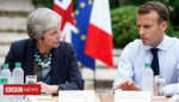 UK and France 'still friends' after Brexit