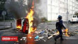 French government fears 'major violence'