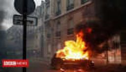 France protests 'an economic catastrophe'