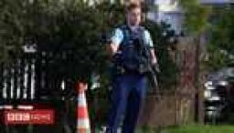NZ man charged with murdering police officer