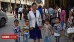 China 'forcing birth control' to suppress Uighurs