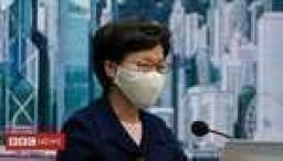 HK delays elections for a year 'over virus fears'