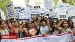 Two held in India for teen's rape and murder