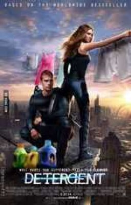 Just got a new poster from Divergent