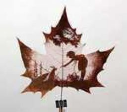 Amazing Leaf Art!