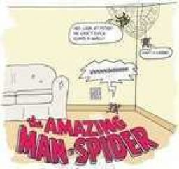 The Not So Amazing Man-Spider!
