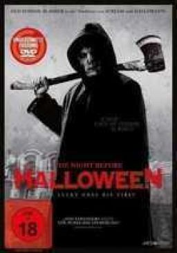 The Night Before Halloween (2013) UNCUT BluRay 720p 650MB
