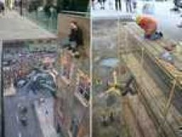 Awesome street art.