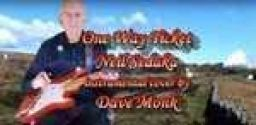 One way ticket - Neil Sedaka - instrumental cover by Dave Monk