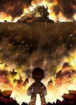 Attack on Mushroom kingdom.