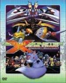 Digimon X - evolution (Sub Indonesia)