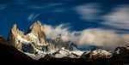 Mt Fitzroy - Late Night